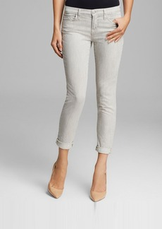 J Brand Jeans - Aoki Crop in Terrace Stripe
