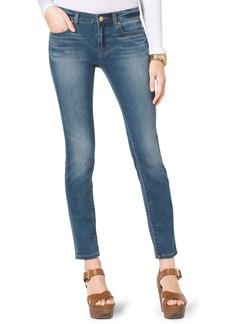MICHAEL Michael Kors Faded Denim Skinny Jeans