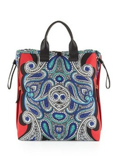 Padam Paisley Shopper Bag, Multi   Padam Paisley Shopper Bag, Multi