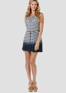 C&C California Dress - Dip Dye Gingham