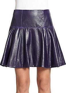 Nanette Lepore Telescope Fit-n-Flare Skirt