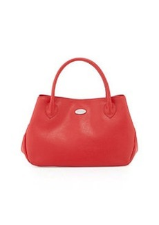 Furla New Giselle Large Saffiano Tote Bag, Red