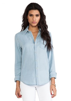 Joe's Jeans Relax Shirt in Blue