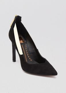 Dolce Vita Pointed Toe Pumps - Karine High Heel