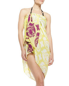 Security Blanket Printed Sarong   Security Blanket Printed Sarong
