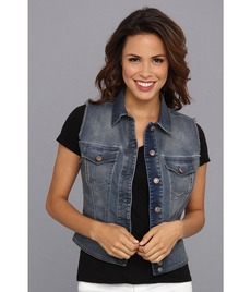 Diesel De-Pally Denim Vest