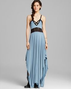 Free People Maxi Dress - Bonita Back