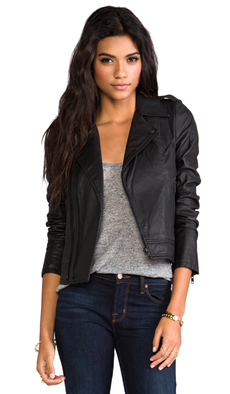 Joie Colby Jacket in Black