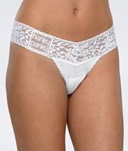 Hanky Panky Logo To Go Low Rise Thong