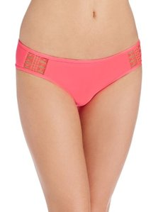 Ella Moss Women's Solids Retro Swim Bottom