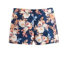 Collection antique floral short