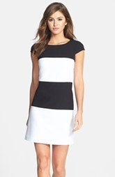 Marc New York by Andrew Marc Stripe Shift Dress