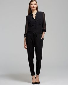 Elie Tahari Madison Jumpsuit - 40th Anniversary Collection