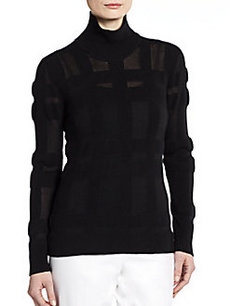 Calvin Klein Collection Kanta Turtleneck Sweater