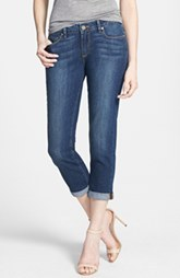 Paige Denim 'Jimmy Jimmy' Crop Skinny Jeans (Rebecca)