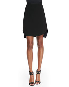 Courtney Jersey Asymmetric Skirt   Courtney Jersey Asymmetric Skirt