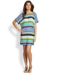 Missoni Mare Knit Tunic