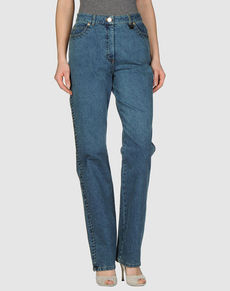 ST. JOHN - Denim pants