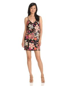 French Connection Women's Aloha Spring Dress