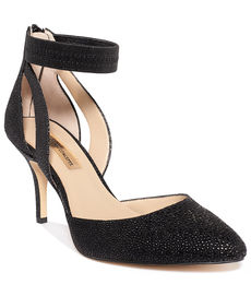 INC International Concepts Zaphire Ankle Strap Pumps