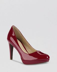 Cole Haan Platform Pumps - Chelsea High Heel