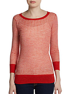 Joie Aimee Striped Sweater