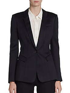 Burberry London Jersey Blazer