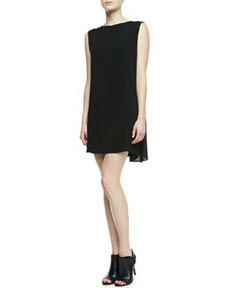 Clare Drape-Back Dress   Clare Drape-Back Dress