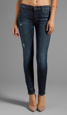 Hudson Jeans Nico Skinny in Escape