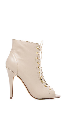Steve Madden Gladly Bootie in Cream