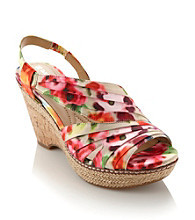 "Naturalizer® ""Lulianna"" Espadrille Wedge Sandals"
