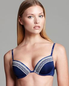 Calvin Klein Underwear Bra - Perfectly Sexy Signature Push Up #F3263