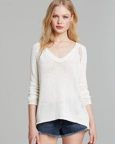 Soft Joie Sweater - Kazi Crochet