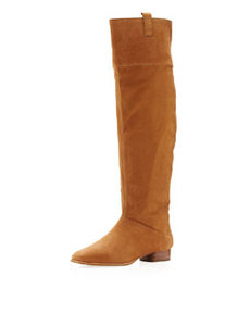 Pelle Moda Kissa Knee Boot, Latte