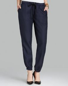 James Perse Pants - Drape Twill
