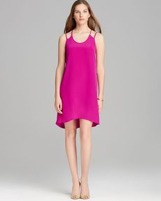 Eileen Fisher Silk Cami Dress