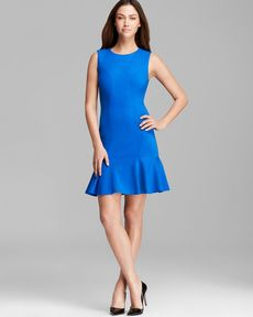 DIANE von FURSTENBERG Dress - Jaelyn Drop Waist