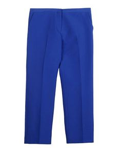 MARNI Cady Solid color Mid Rise Hook-and-bar, zip Four pockets Cropped leg cut Cady Woven not made of fur