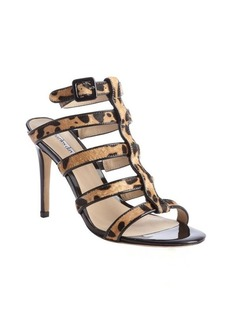 Charles David leopard print calf hair 'Ina' sandals