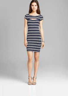 GUESS Dress - Cutout Bodycon