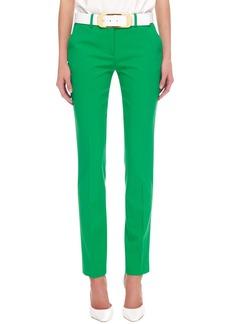 Michael Kors Samantha Slim Pants, Palm