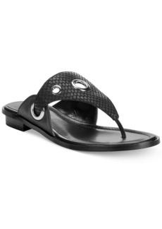 Tahari Aloha Flat Thong Sandals