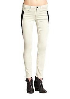 Joe's Oblique Skinny Ankle Jeans