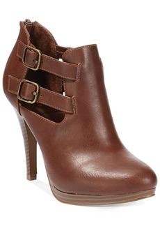 Style&co. Saraah Platform Booties