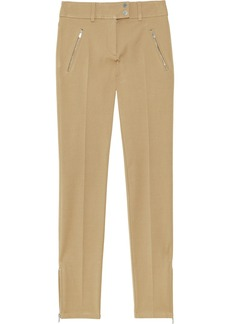 Michael Kors Scuba twill skinny-leg pants