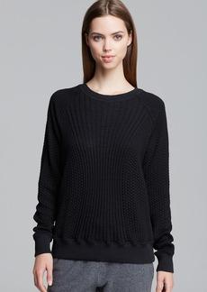 Theory 38 Incline Broadway Sweatshirt