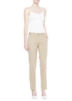 Michael Kors Samantha Stretch Gabardine Pants
