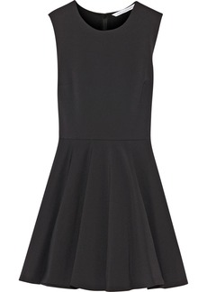 Diane von Furstenberg Jeannie stretch-knit mini dress