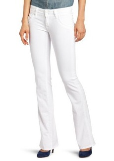 Hudson Jeans Women's Signature Boot Jean in White