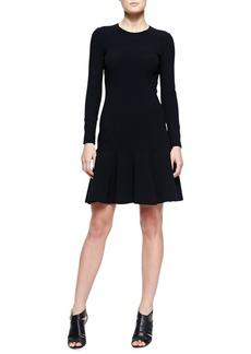 Michael Kors Flare-Hem Knit Dress